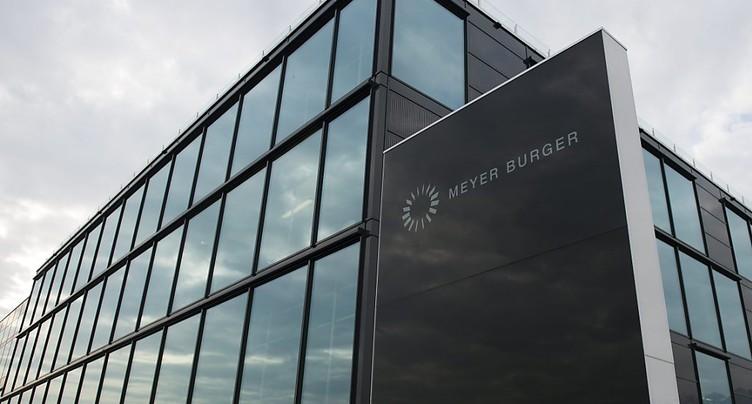Perte légèrement réduite en 2017 pour Meyer Burger