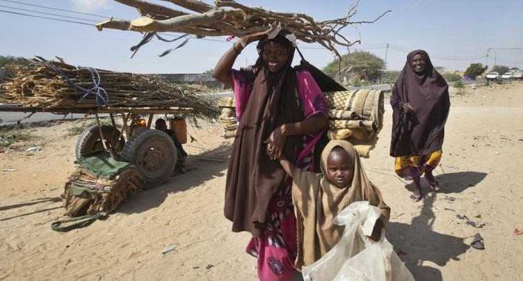 Conflits et sécheresse: 124 millions de personnes à la merci d'une famine en 2017 (ONU/UE)