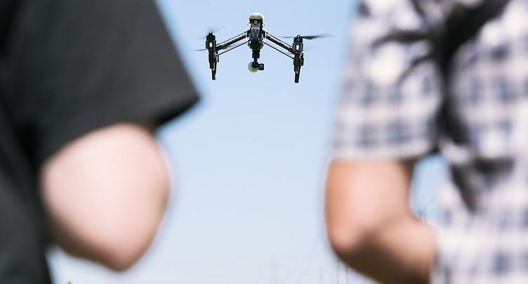 Assurance privée: l'ombudsman traite son premier cas de drone