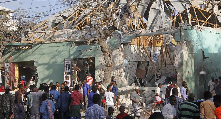 Au moins 14 morts dans l'explosion d'une voiture piégée