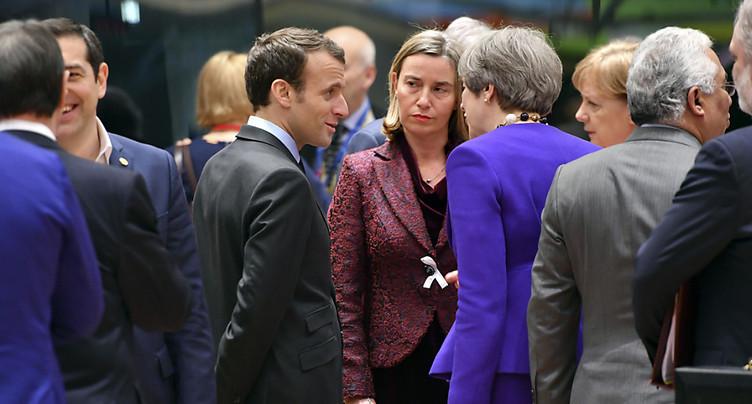 Affaire Skripal: l'UE rappelle son ambassadeur à Moscou