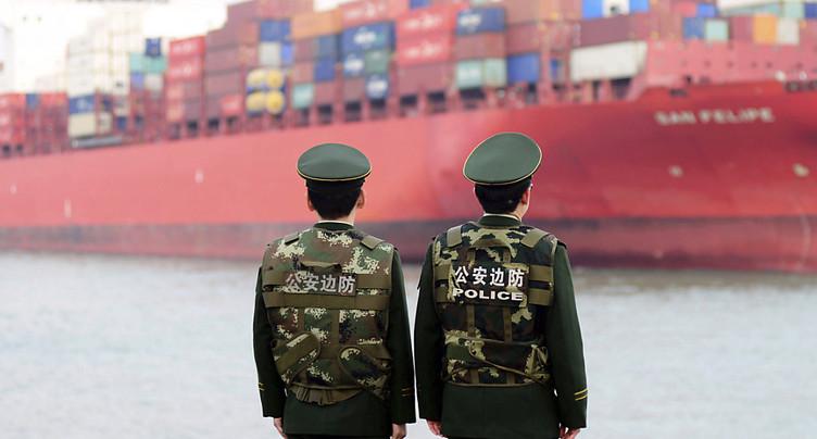 La Chine dévoile une liste de taxes sur des produits américains