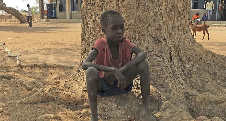 Famine et surabondance au programme de l'Aide humanitaire suisse