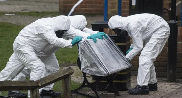 Affaire Skripal: l'ambassadeur russe écrit au policier empoisonné