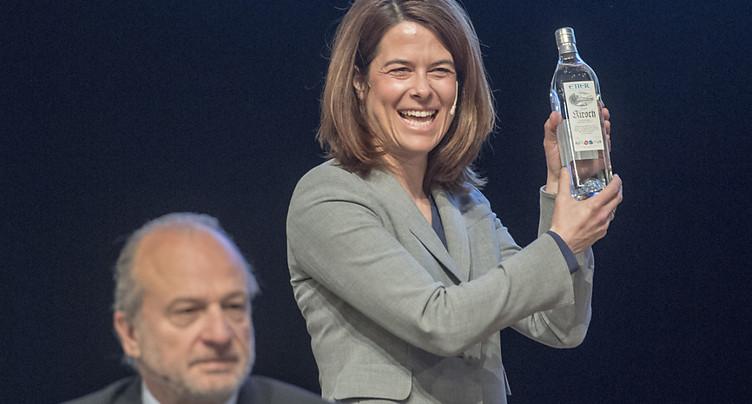 Petra Gössi veut faire du PLR le « mouvement du futur »