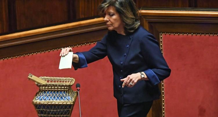 Italie: la Chambre des députés au M5S, le Sénat à Forza Italia
