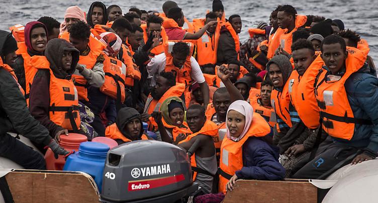 Les demandes d'asile ont reculé de 14% au premier trimestre