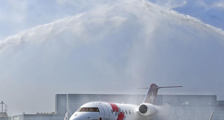 Le nouvel avion ambulance de la Rega va raccourcir les rapatriements