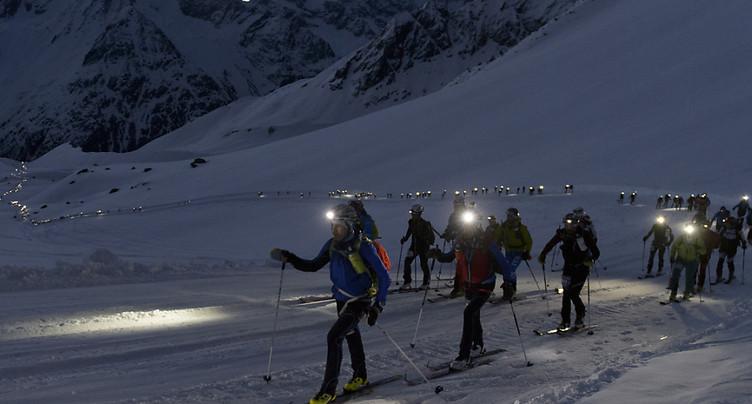 La Patrouille des Glaciers dans les starting blocks