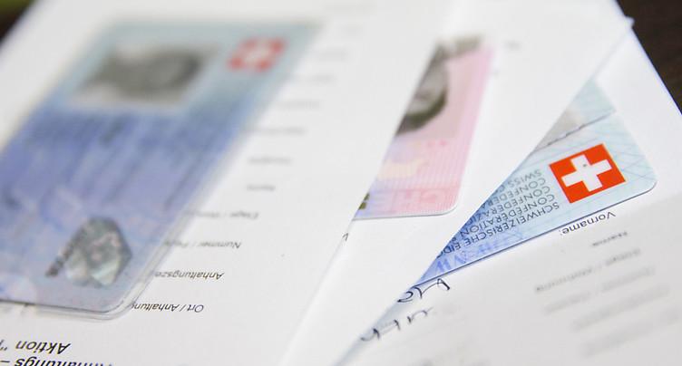 Bruxelles veut introduire des cartes d'identité biométriques