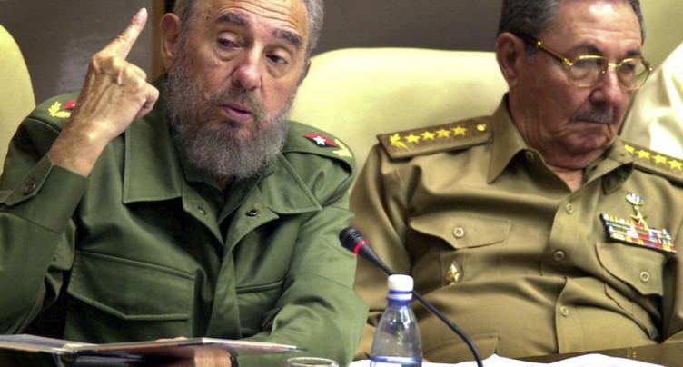 L'assemblée convoquée pour élire le successeur des Castro