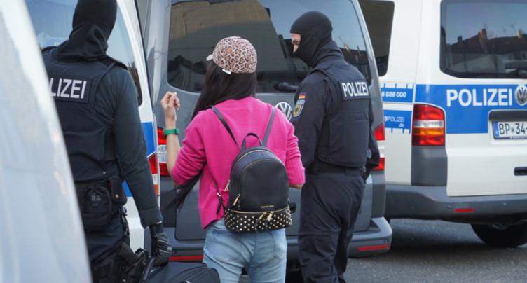Allemagne: vaste opération contre un réseau de prostitution avec la Thaïlande