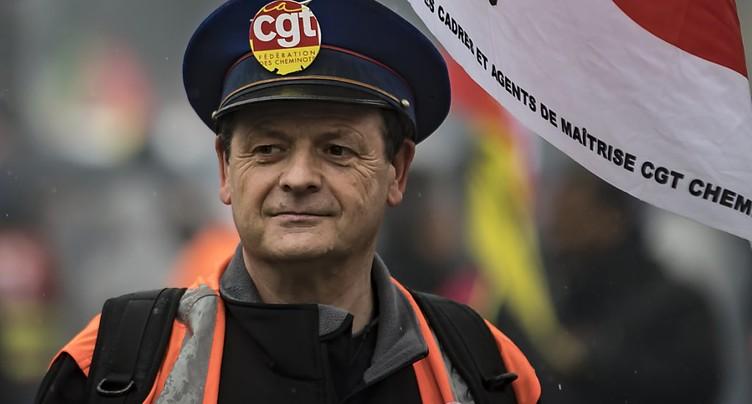 Nouvelle grève des cheminots français