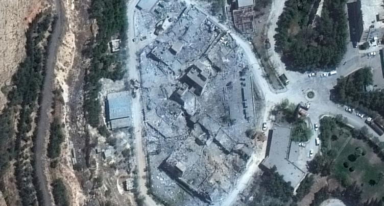 Damas reste en mesure de conduire des attaques chimiques