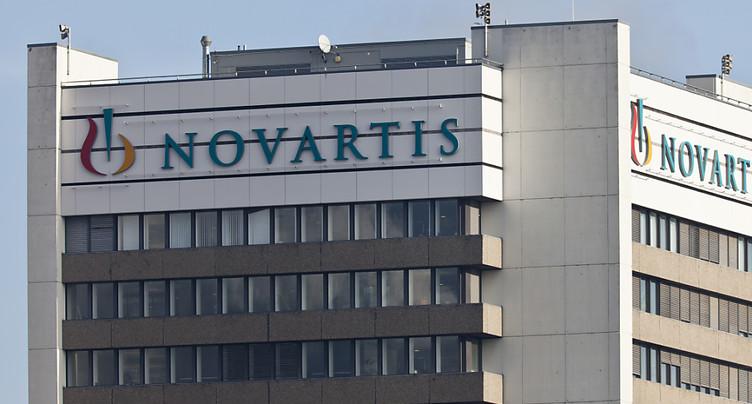 Novartis: bénéfice de 2 milliards de dollars au 1er trimestre