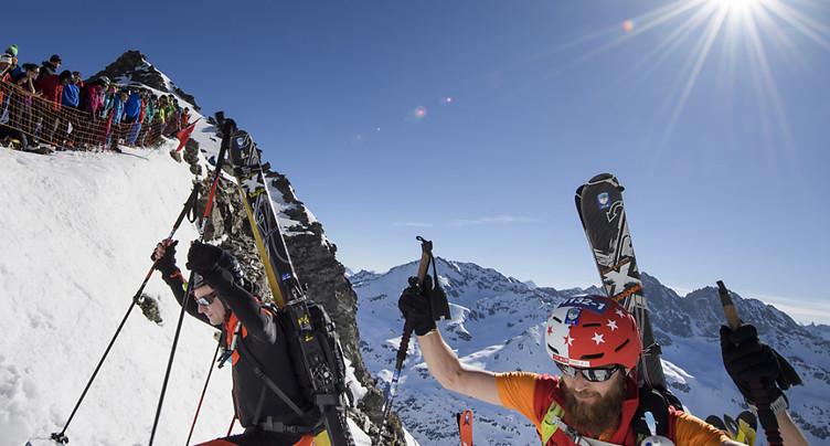 Départs avancés à la Patrouille des Glaciers à cause de la chaleur