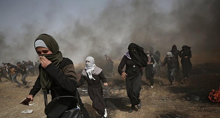 Palestinien tué par des tirs israéliens dans la bande de Gaza