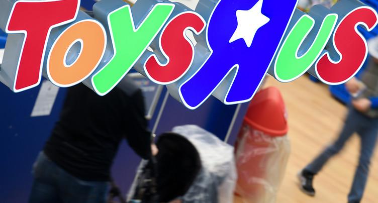 Un repreneur irlandais pour les magasins suisses de Toys-R-Us