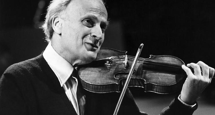 Le concours Menuhin consacre deux jeunes virtuoses du violon