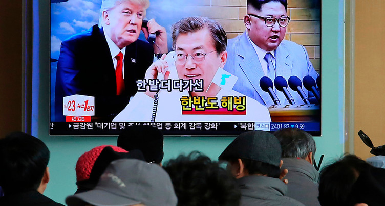 Washington lie la levée des sanctions à des avancées de Pyongyang