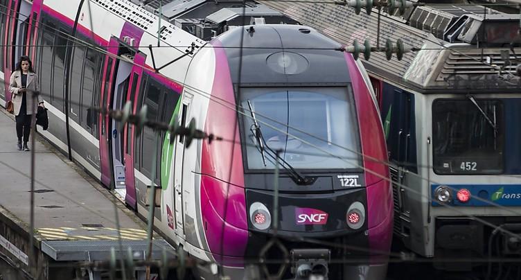 Grève à la SNCF: cinq TGV maintenus entre la France et la Suisse