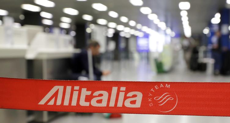 Bruxelles ouvre une enquête sur le prêt de l'Italie à Alitalia