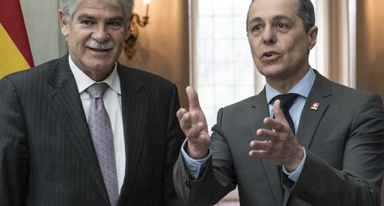 La Suisse prête à offrir ses bons offices, mais pas à s'immiscer