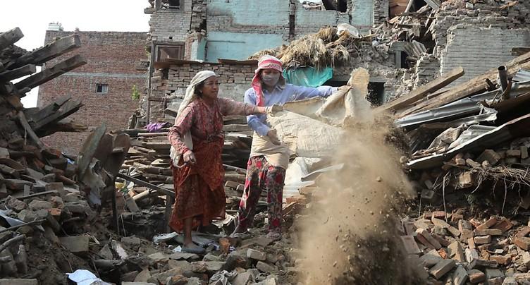 La Chaîne du Bonheur a affecté 29 millions au Népal