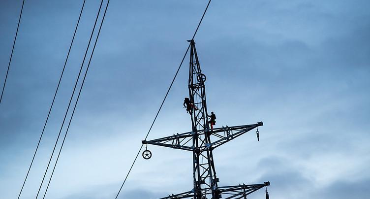 Swissgrid enregistre un bénéfice en recul en 2017