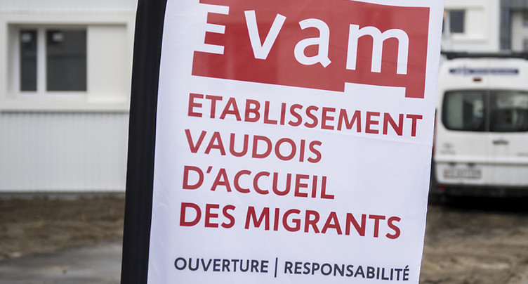 Asile: garantie d'emprunt de 22 millions à l'EVAM
