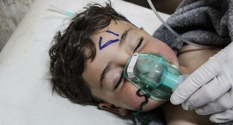 Une entreprise suisse a exporté de l'isopropanol en Syrie en 2014