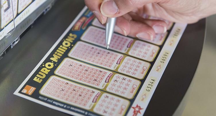 Jackpot pour un parieur de l'Euro Millions: 166 millions en poche
