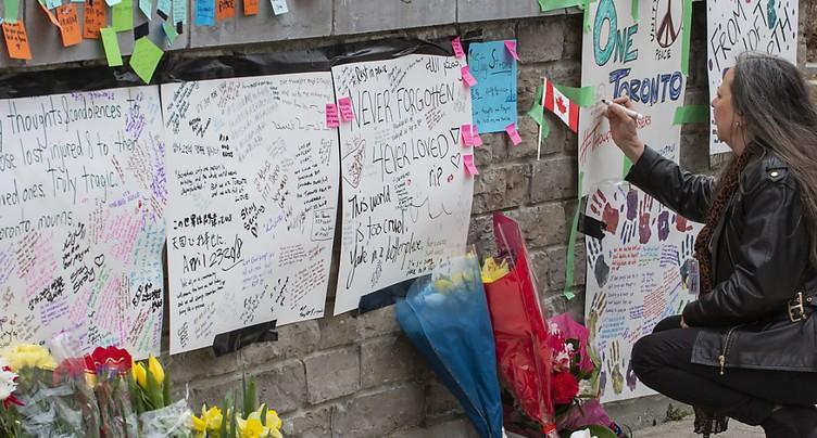 Une majorité de femmes parmi les victimes du chauffeur de Toronto