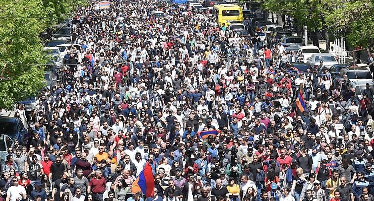 Nouvelles protestations à l'appel du chef de l'opposition
