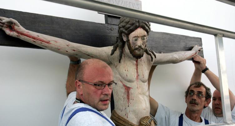 Polémique en Bavière où le crucifix s'impose dans l'espace public