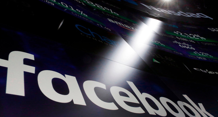 Facebook: bond des résultats et nombre d'utilisateurs en hausse