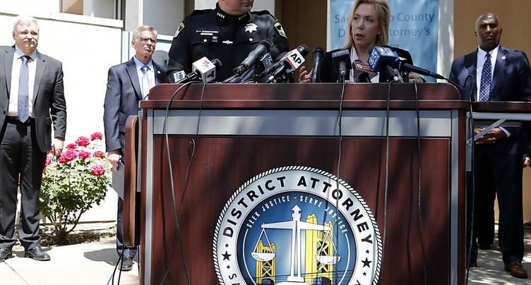 Le tueur en série du « Golden State » écroué après 40 ans d'enquête