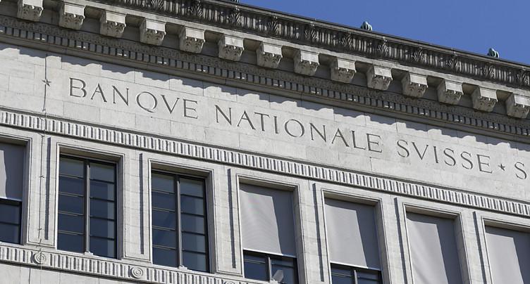 La BNS accuse une perte de 6,8 milliards de francs au 1er trimestre
