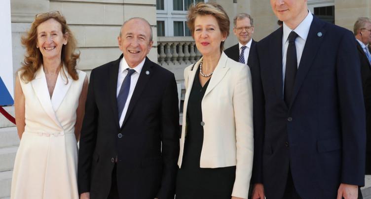Terorrisme: plus de 70 Etats adoptent une déclaration de principe à Paris