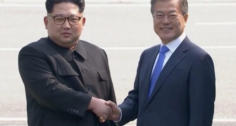 Kim Jong-un a quitté Pyongyang pour le sommet intercoréen
