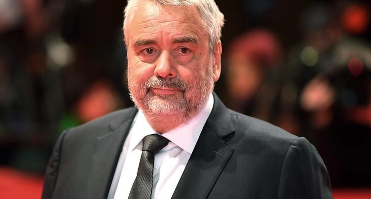 Une plainte pour viol déposée contre Luc Besson