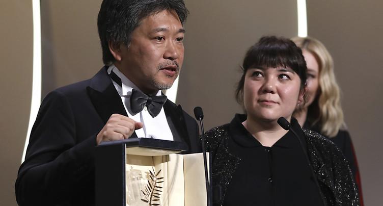 Cannes: la Palme d'or à « Une affaire de famille » du Japonais Kore-Eda
