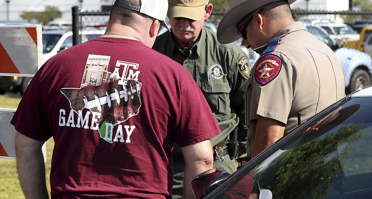 Fusillade au Texas: « les policiers ont fait ce qu'ils ont pu »