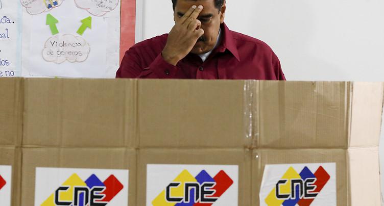 Les Vénézuéliens votent au milieu de la pire crise de leur histoire