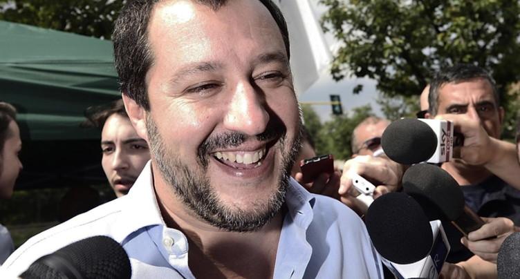 La Ligue appelle les Italiens à soutenir son contrat avec le M5S