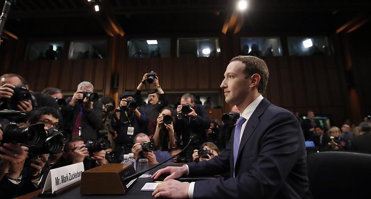 Facebook: Zuckerberg à Bruxelles et en direct sur la Toile