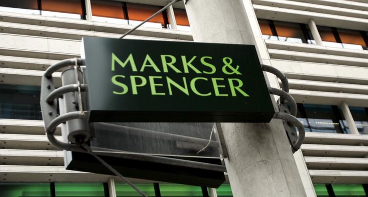 Marks & Spencer va fermer des dizaines de magasins (presse)