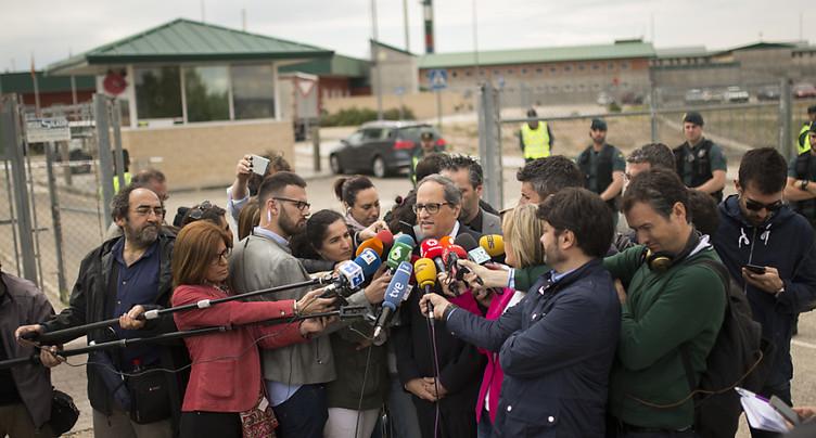 Madrid refuse de valider la composition de l'exécutif catalan