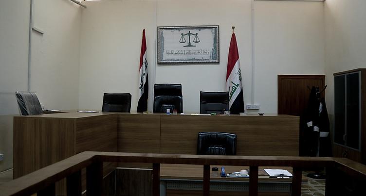Un djihadiste belge condamné à mort pour appartenance au groupe EI