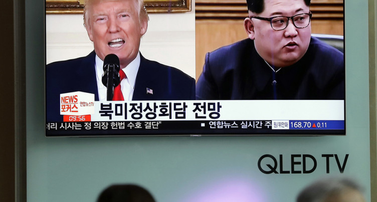 Des journalistes en Corée du Nord pour la fermeture de Punggye-ri